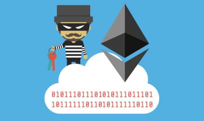 The stolen Ethereum from Upbit is moving again