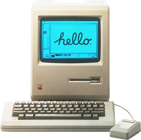 LEGENDS: The Apple Macintosh has come and changed the world of personal computers