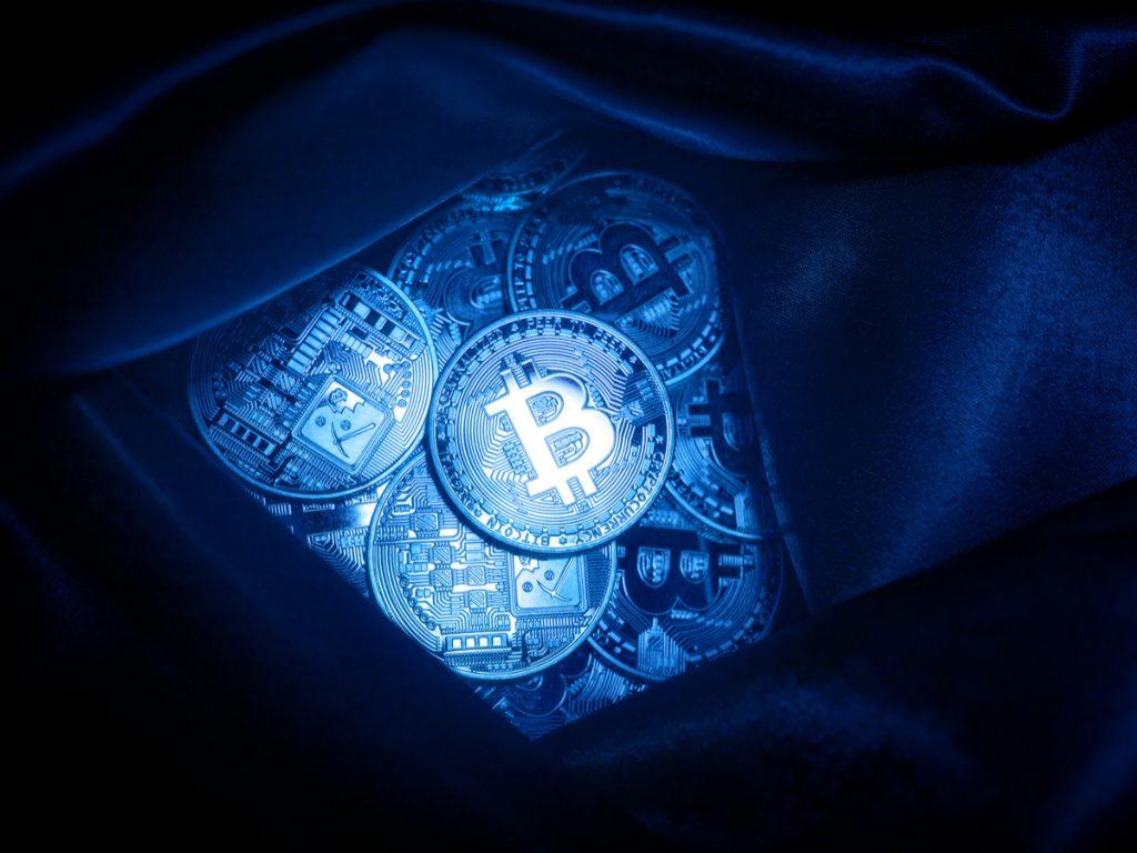 In Q4 2019, $ 600 million bitcoins were spent on darknet