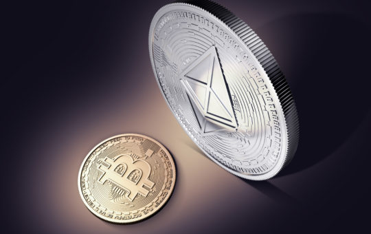 Data suggests that Ethereum is becoming a better means of payment than Bitcoin