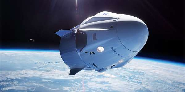 SpaceX wants to start transporting tourists into space. The first such mission could be held next year.