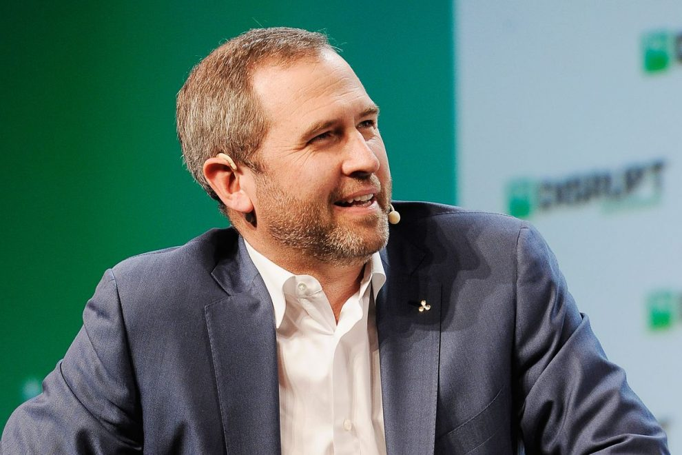 Ripple chief blames Bitcoin and Ethereum for their centralized mining