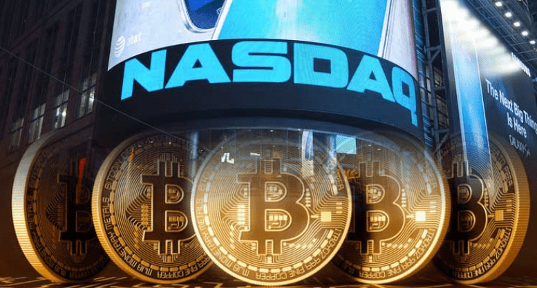 Technical analysis of BTC / USD + NASDAQ Bitcoin back above $ 6,000 after World Central Bank measures