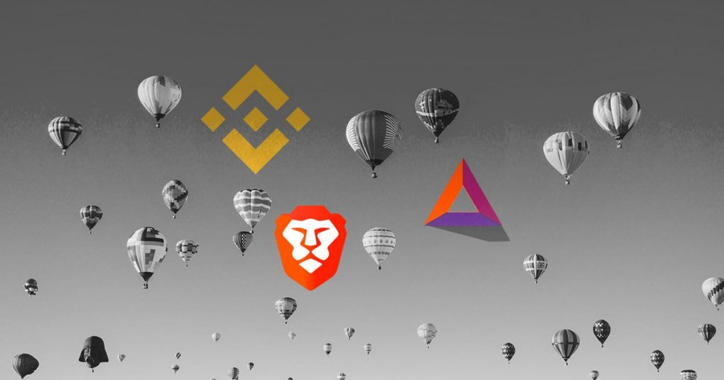 Buy cryptocurrencies and surf: Binance has a partnership with Brave