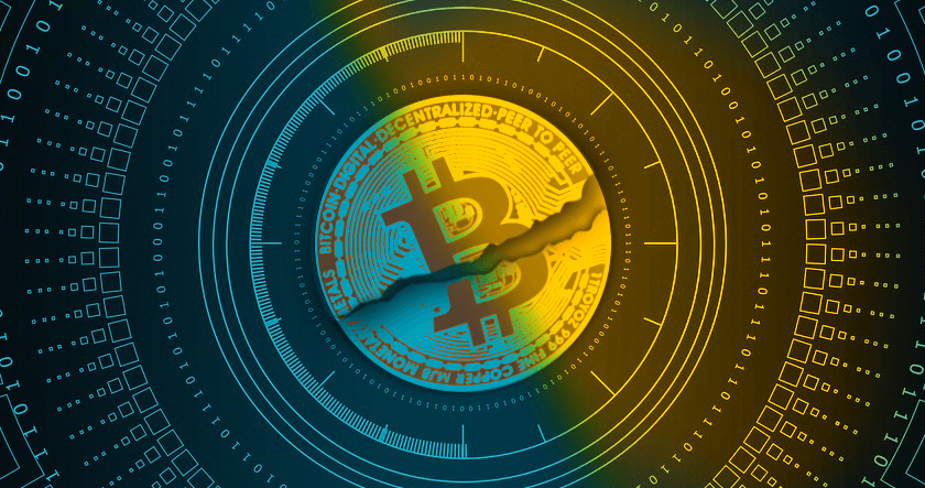 Bitcoin halving represents a ray of hope and fundamental strength
