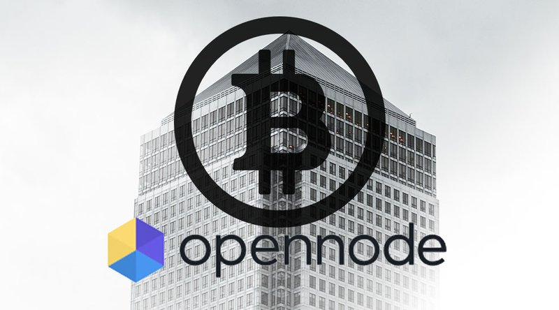 OpenNode: Lightning network in data