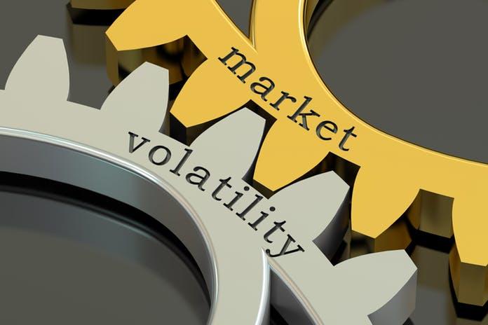 Volatility decreases: Investors expect a big price jump