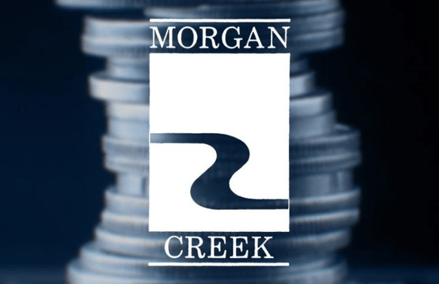 Co-founder of Morgan Creek: We'll go down, but ATH will be till September