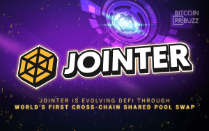 How Jointer Is Evolving DeFi Through World's First Cross-Chain Shared Pool Swap