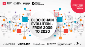 Blockchain Evolution – from 2009 to 2020: a new online event