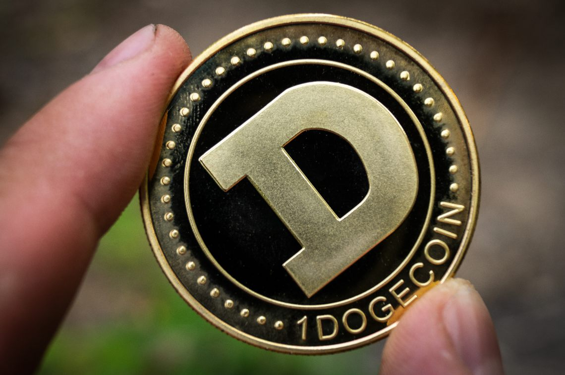 """Dogecoin: some news regarding the """"DOGE to the moon ..."""