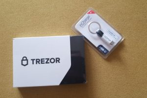Trezor: a guide to the Model T hardware wallet