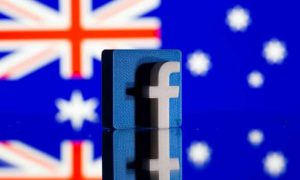 Australian vaccine adverts will not appear on Facebook amid news dispute with social media giant