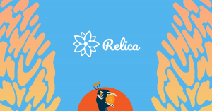How to use Relica, an image-sharing application that pays you money