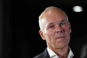 Jan tore sanner ministr financí norsko