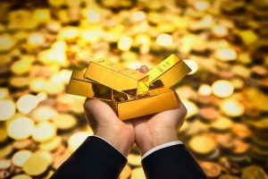 Will the gold come back into play?