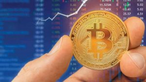 BTC analysis - the price is stagnant and growth has stopped.  A correction leg is waiting for us