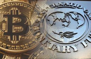 International Monetary Fund (IMF) against Bitcoin