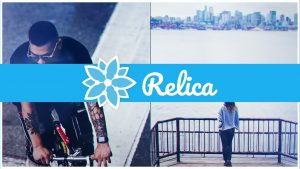 Pay-to-view gives popular users of Relica's image and video sharing platform a better chance of making money