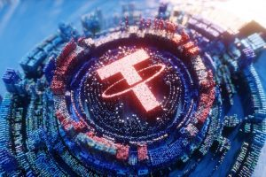 Tether has not released any USDT on the Ethereum network since May