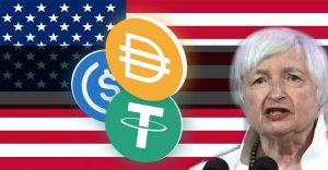 US Treasury Secretary Janet Yellen calls for rapid regulation of stablecoins