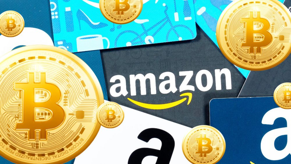 Amazon: what would happen if started accept BTC