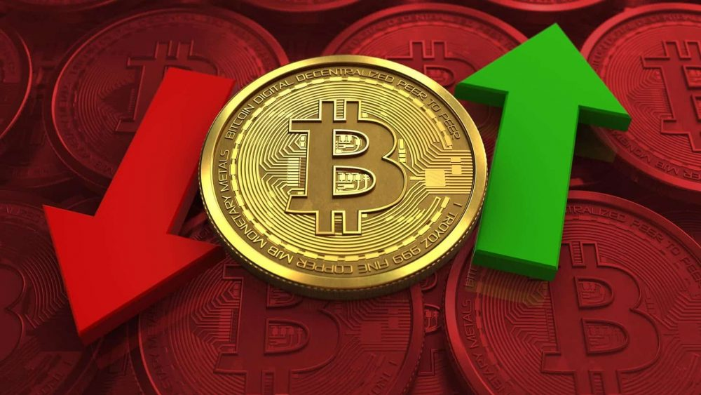 BTC analysis – the next hours can decide.  Where does the price move?
