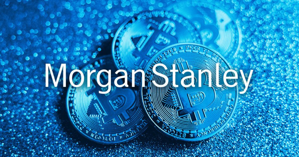 Morgan Stanley owns more than 1 million shares of Grayscale Bitcoin Trust