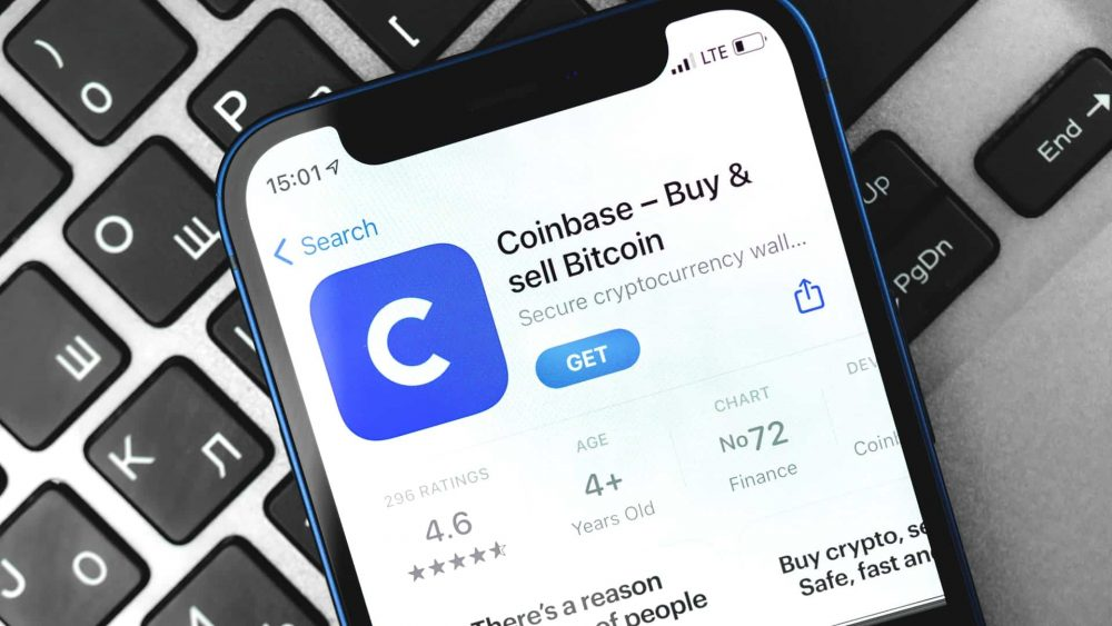 Coinbase is applying for crypto futures trading
