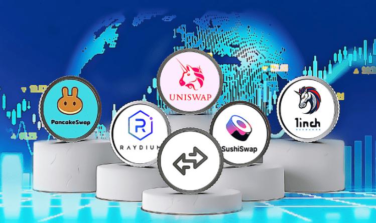 Top 5 Decentralized Exchanges of 2021