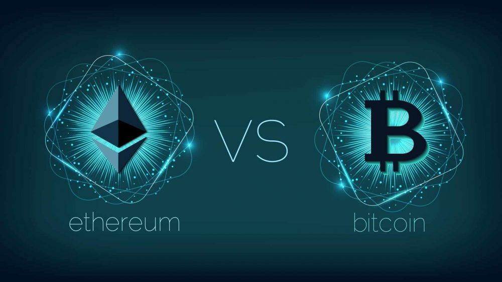 ETH overtakes BTC and is helped by USDT