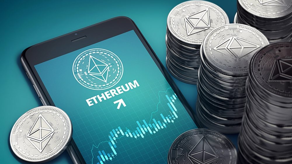 ETH records negative daily issue numbers