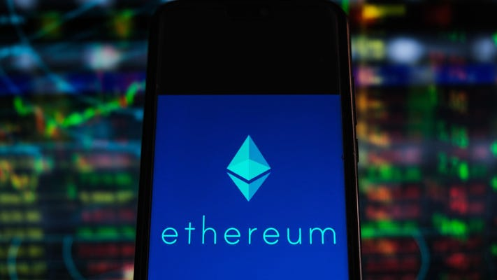 Ethereum dominance grows to almost 20%