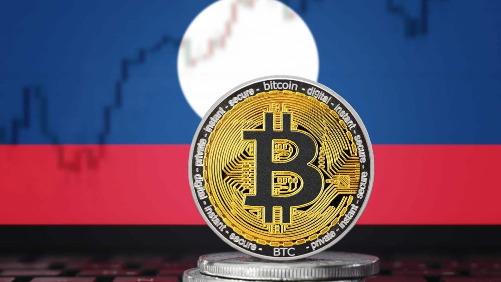 Laos legalizes BTC mining and cryptocurrency trading!