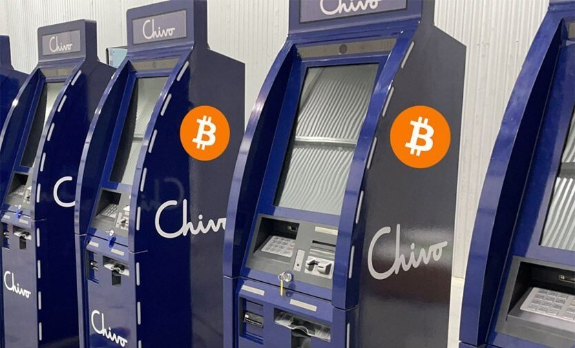 El Salvador has the third largest network of BTC ATM in the world