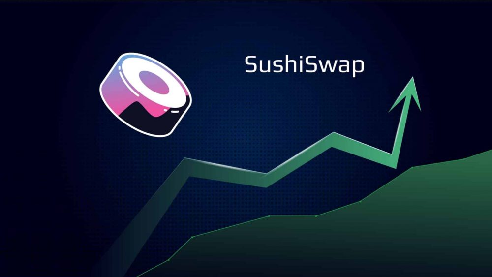 SushiSwap is a clear leader in DEX tokens