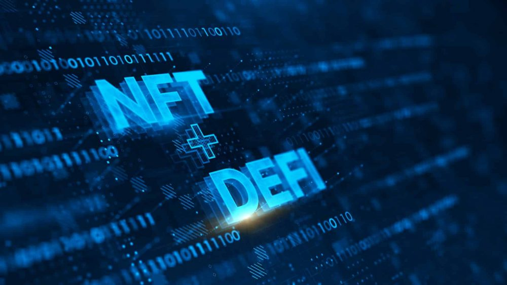 TOP 5 metrics that point to the spillover of capital from the NFT to DeFi