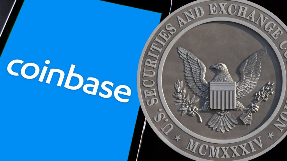 The SEC wants to sue Coinbase for a planned DeFi lend service