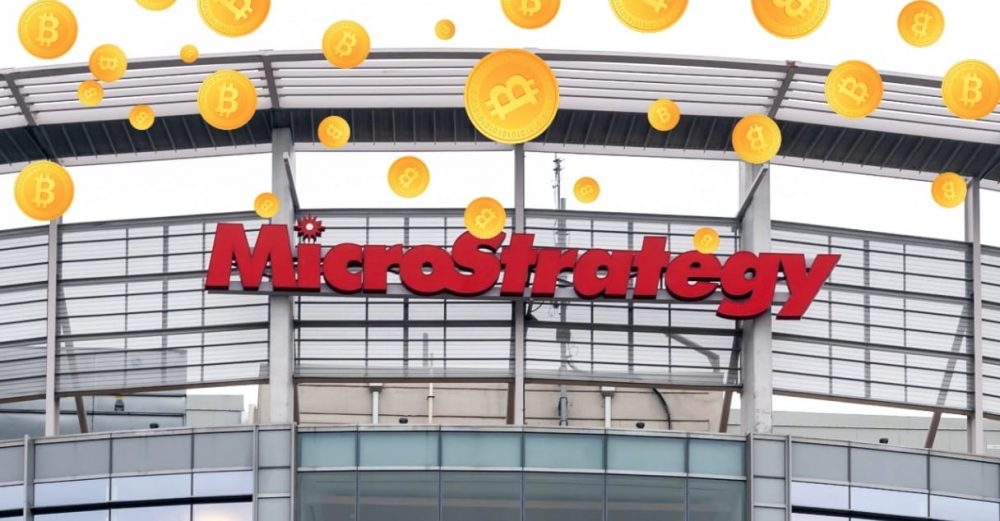 Why did MicroStrategy executives sell their shares?
