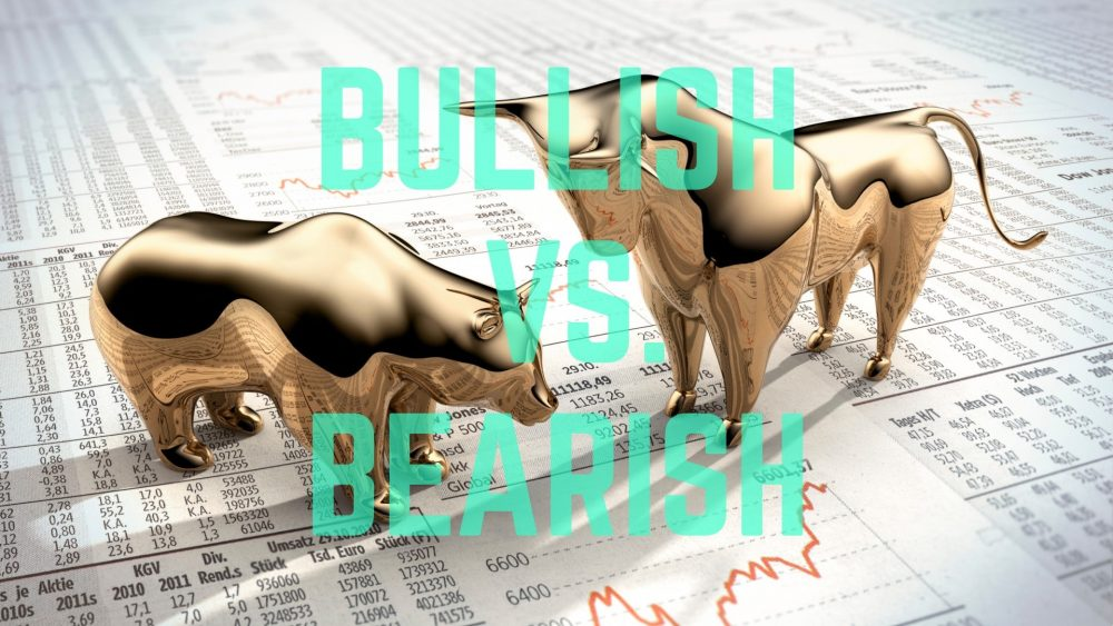 Meaning and origin of the terms bearish and bullish in trading