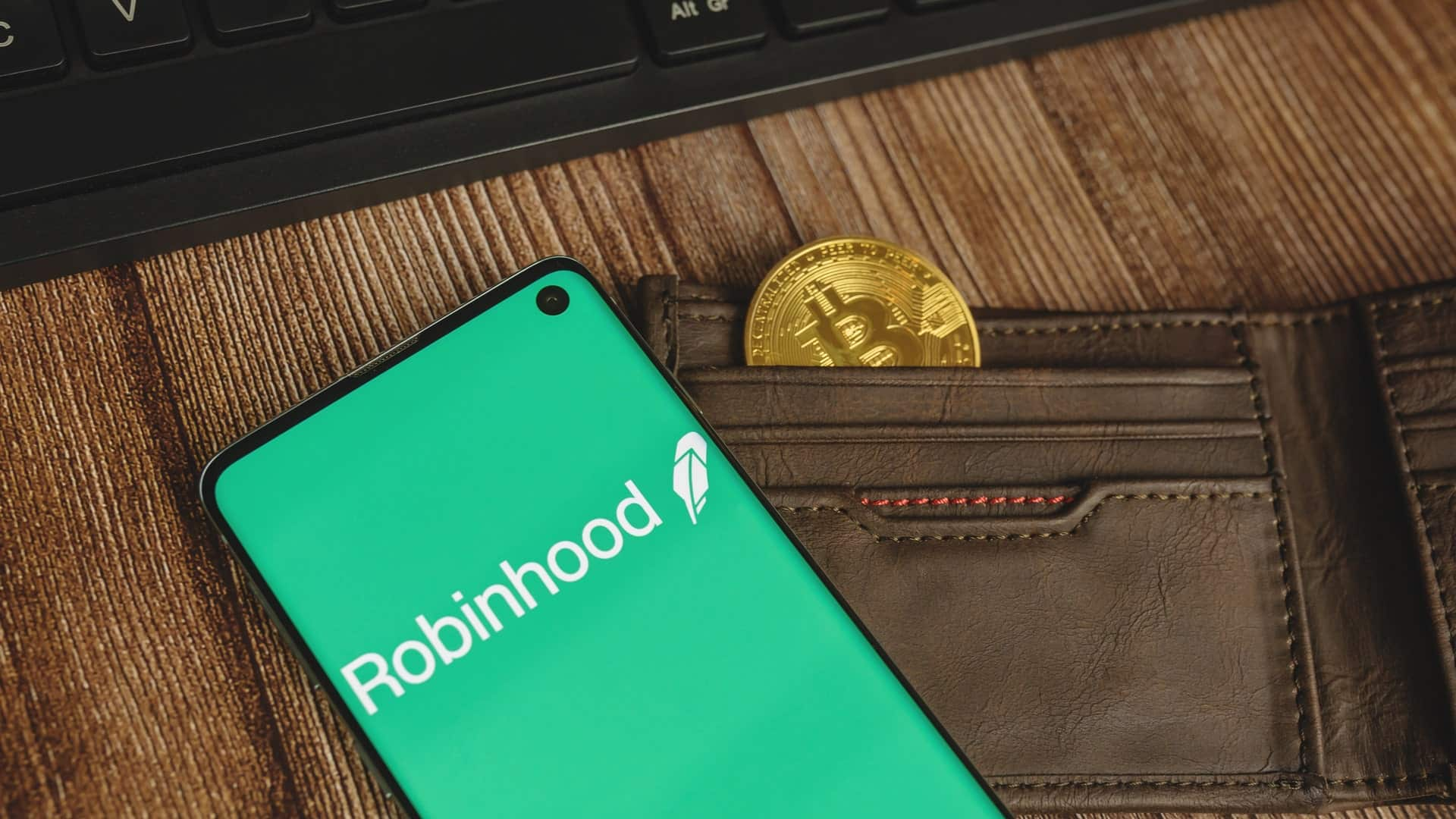 A new crypto-wallet from Robinhood is coming soon
