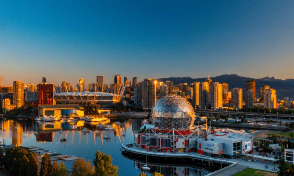 Another use of BTC – heating apartments in Vancouver!