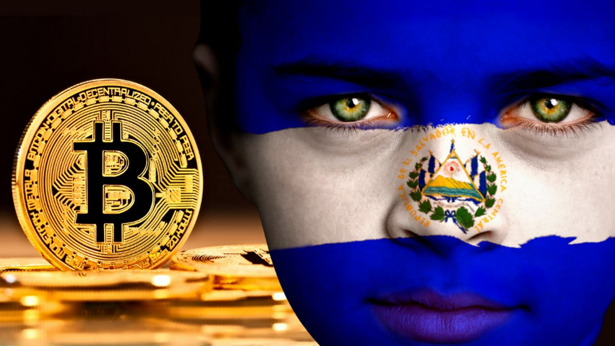 Citizens of El Salvador now buy much more BTC than US dollars