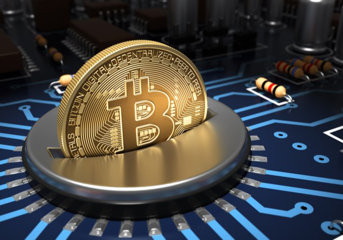 Daily profits from BTC mining are growing