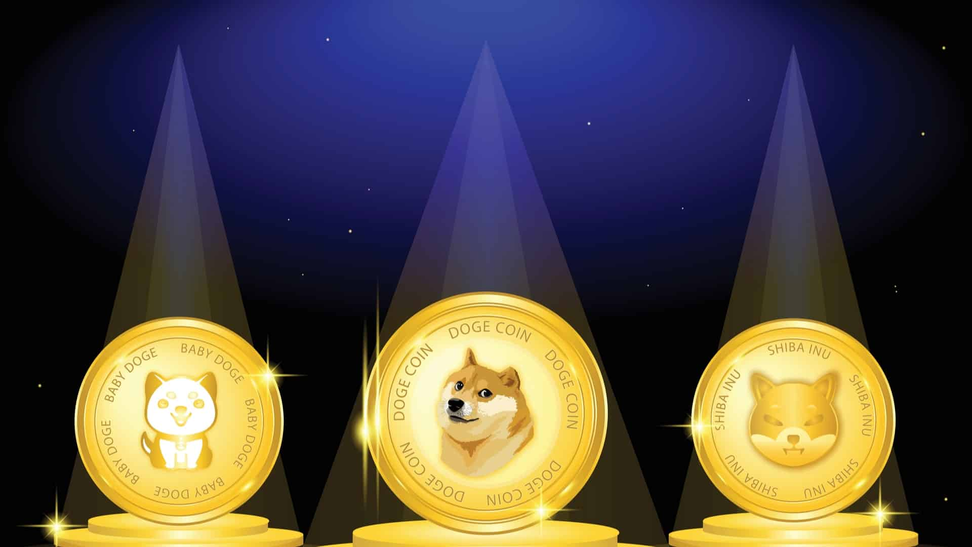 Dogecoin and Shiba Inu stagnate while Baby Doge coin and Dogelon Mars rocket!