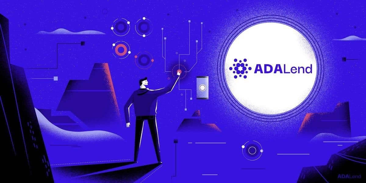 The top ADALend project in the Cardano network has reached a significant milestone